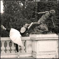 Danse a Paris - Pont Alexandre III