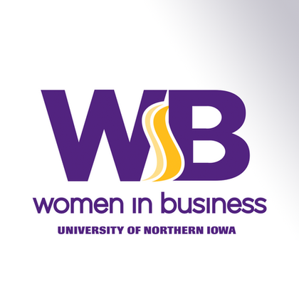 Women in Business Branding  The Women in Business student organization was looking for a more professional brand that would better align with business and community partners.