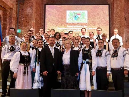 Bayerischer Gedenktag für die Opfer von Flucht und Vertreibung