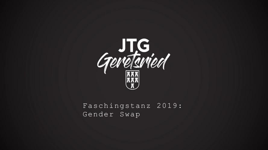 Faschingstanz 2019: Gender Swap