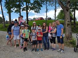 Ausflug Kinder- und Schülertanzgruppe