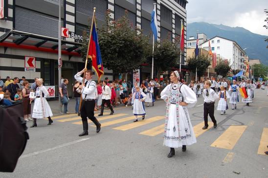2008 - Martigny, Schweiz