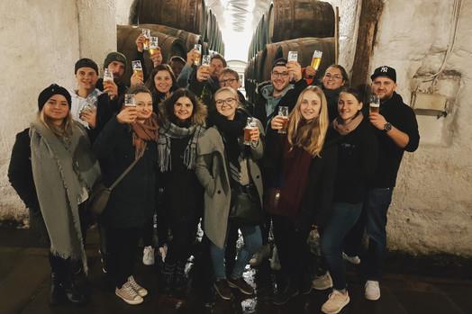 TG-Ausflug 2019 (Pilsen, Tschechien)