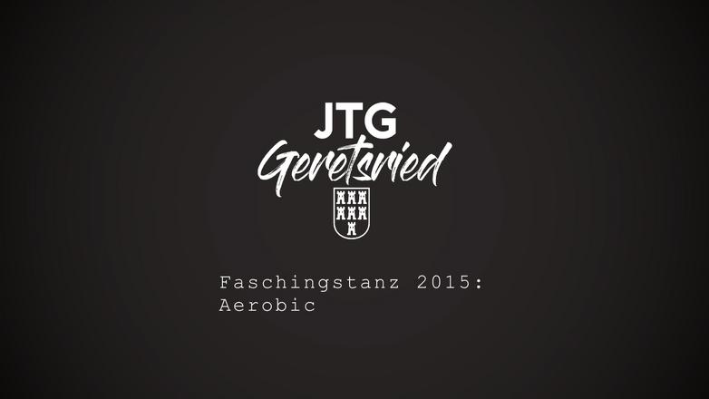 Faschingstanz 2015: Aerobic