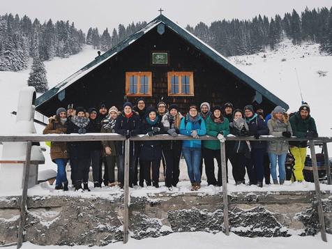 TG-Ausflug 2018 (Jaudenalm, Brauneck)