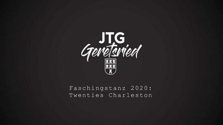 Faschingstanz 2020: Twenties Charleston
