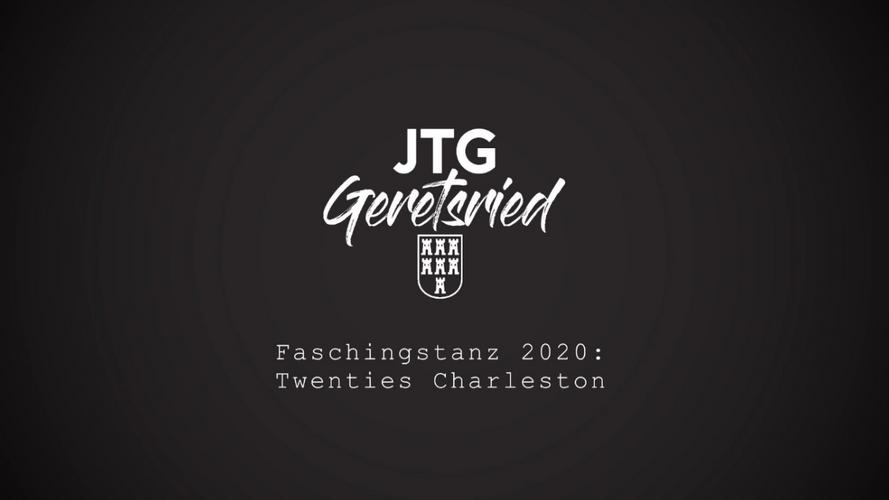 Faschingstanz 2020: Twenties Charleston
