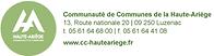 Communauté de communes de la Haute Ariège