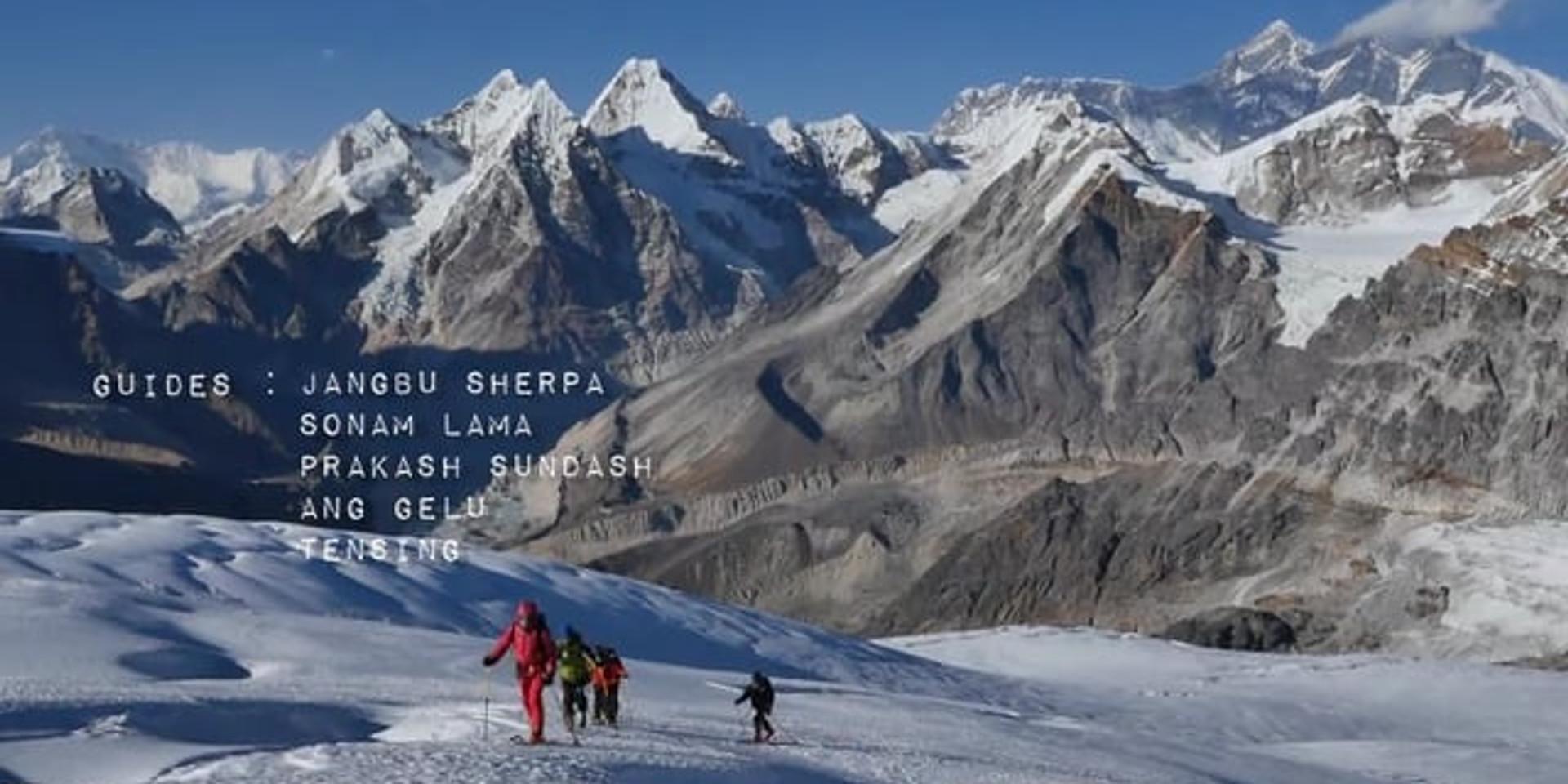 Nepali Guide 2016
