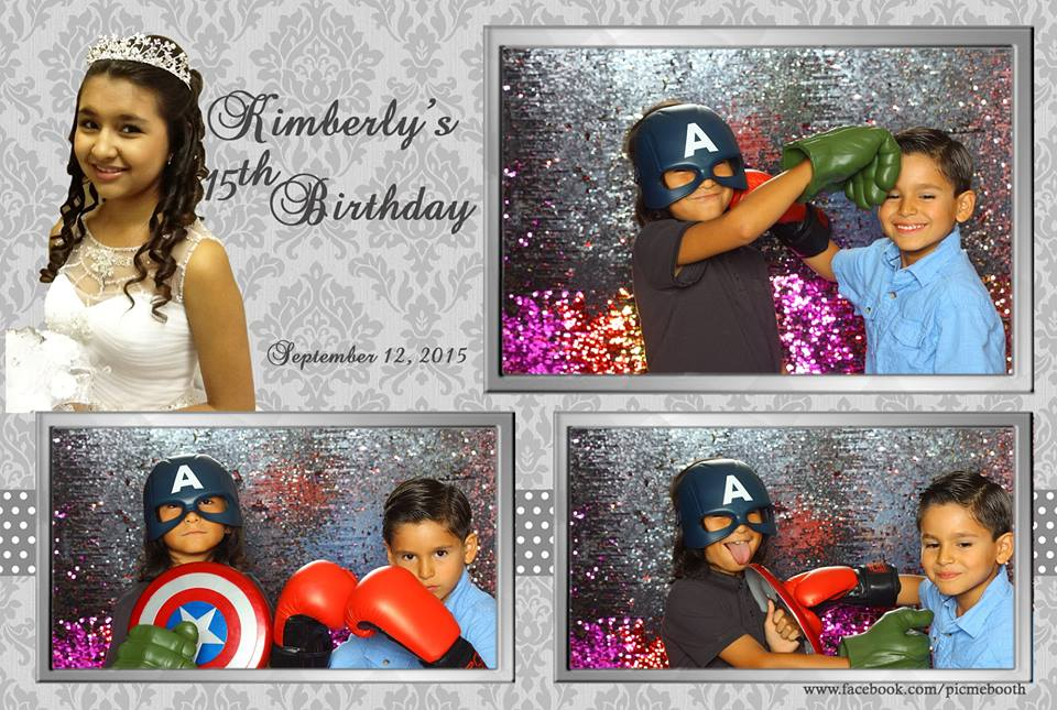Kimberly's 15th Birthday
