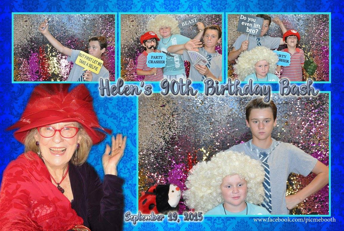 Helen's 90th Birthday