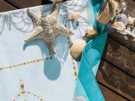 6 Dicas para conservar a sua toalha de praia!
