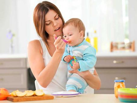 Papinhas caseiras: Um alimento natural para o seu bebê