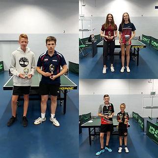 Northants top 12 cadet junior winners 20
