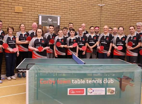 Novice's guide to table tennis: A five-part series to help you on your table tennis journey.