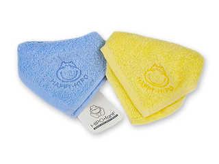 Plain Colour Cotton Square Towel