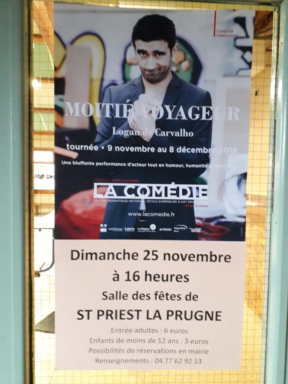 La comédie de Saint-Etienne fait plus de 100 km pour rendre accessible à tous ses représentations