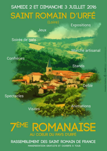 Initiative locale : 7ème romanaise