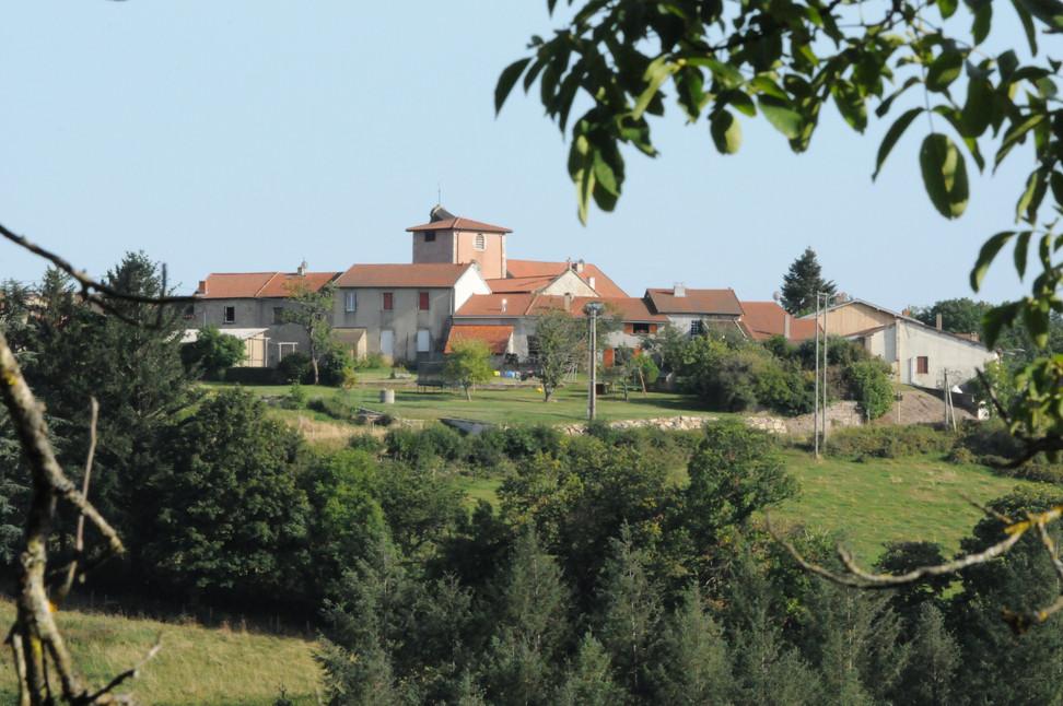 Loire-Allier-Puy-de-Dôme: une seule commune du Roannais relie ces trois départements, la connaissez