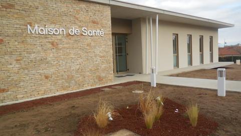Inauguration de la Maison de Santé Pruridisciplinaire de La Pacaudière