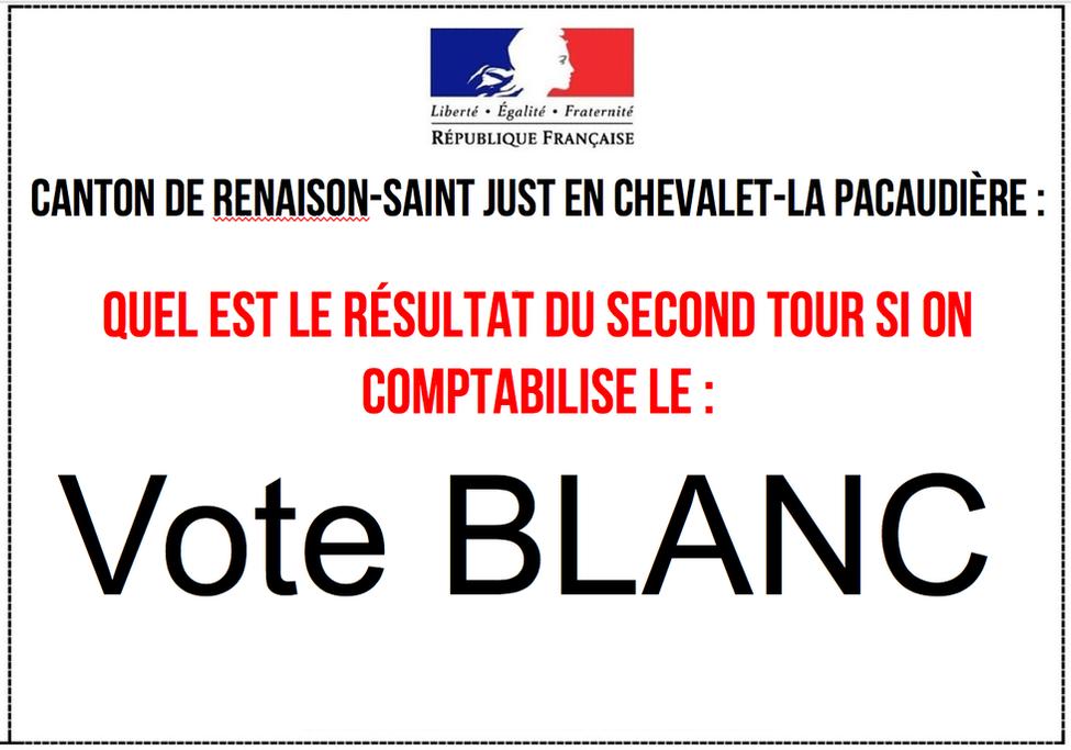 Second tour de la présidentielles : qui arrive en tête dans le canton de Renaison - Saint Just en Ch