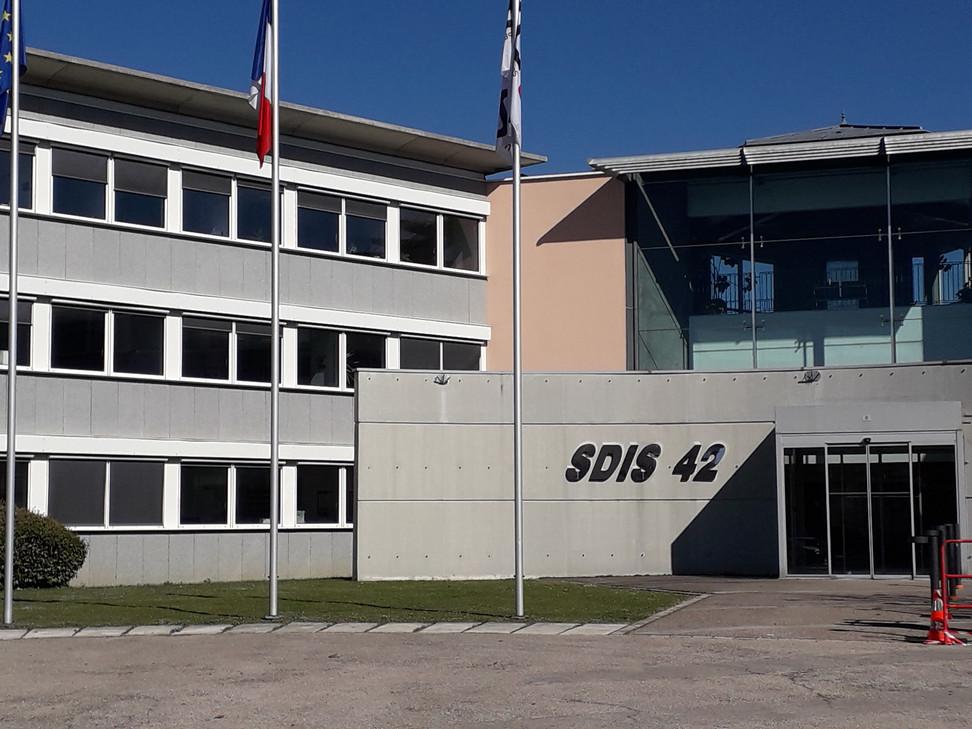 SDIS Loire : 117 victimes secourues chaque jour
