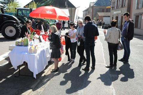 Sail-les-Bains: Une foire printanière incarnant ruralité et dynamisme
