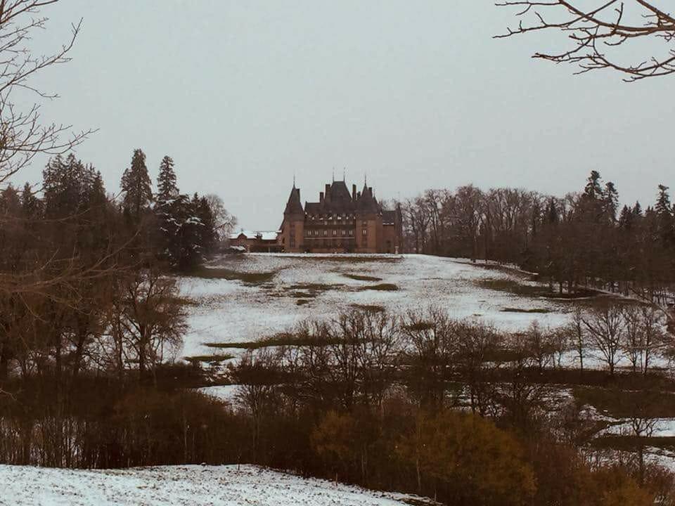 Quel âge a le Château de Contenson ?