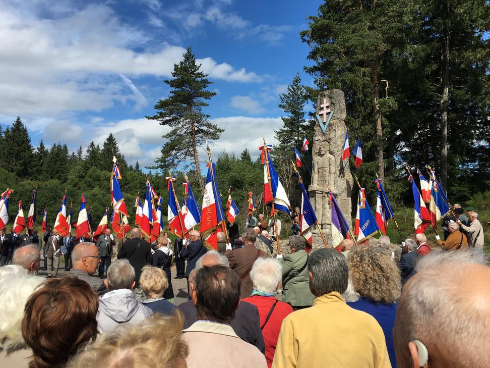 Gué de la Chaux : aux jeunes de notre pays morts pour la France