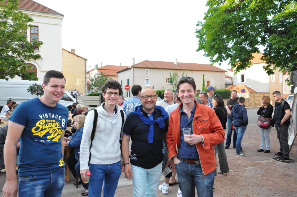 Antoine DEVEDEUX, Antoine VERMOREL et Christophe LOPPIN