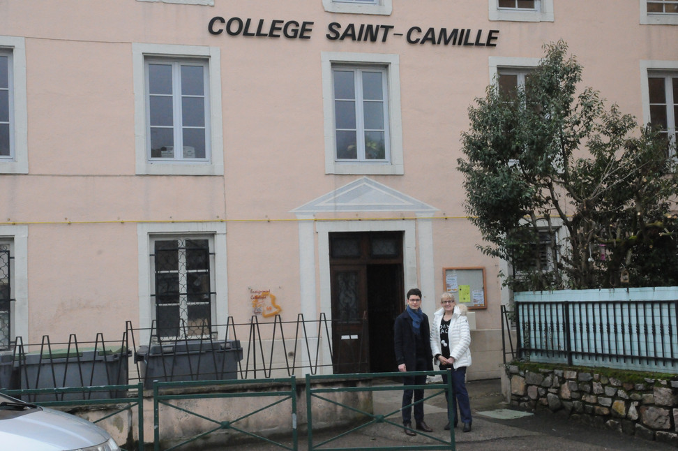 Portes ouvertes : le collège Saint-Camille de Saint Just en Chevalet, offrir un accompagnement perso