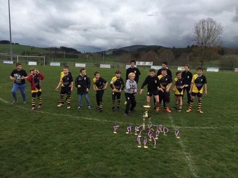 """Rugby Haut Forez  : """"Unis par une équipe, animés par une passion"""""""