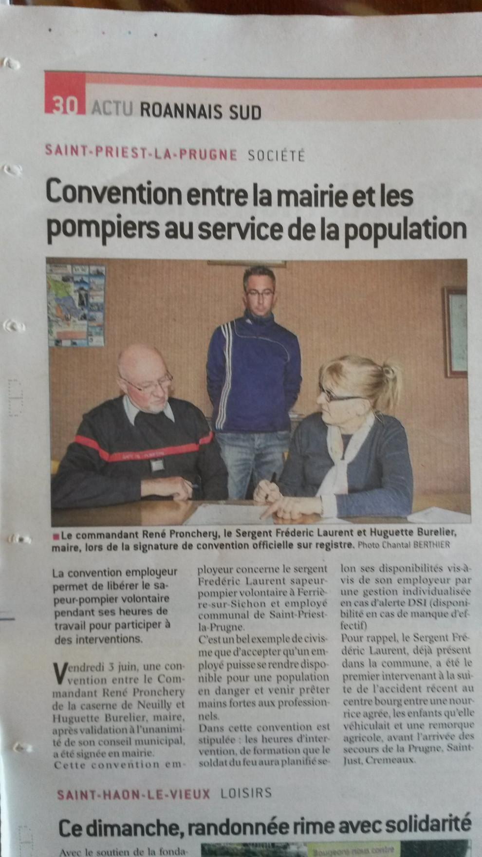 Le Progrès Loire du dimanche 5 juin 2016