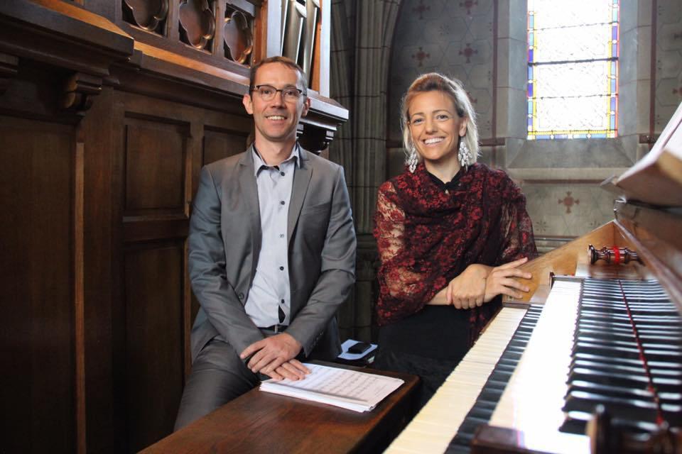"""VIDÉO : A Saint-Just, 200 personnes assistent au concert au profit de l'association """"Apôtre"""