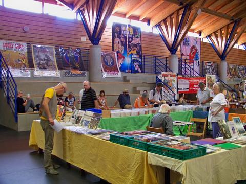 Festival de la bande dessinée à Ambierle