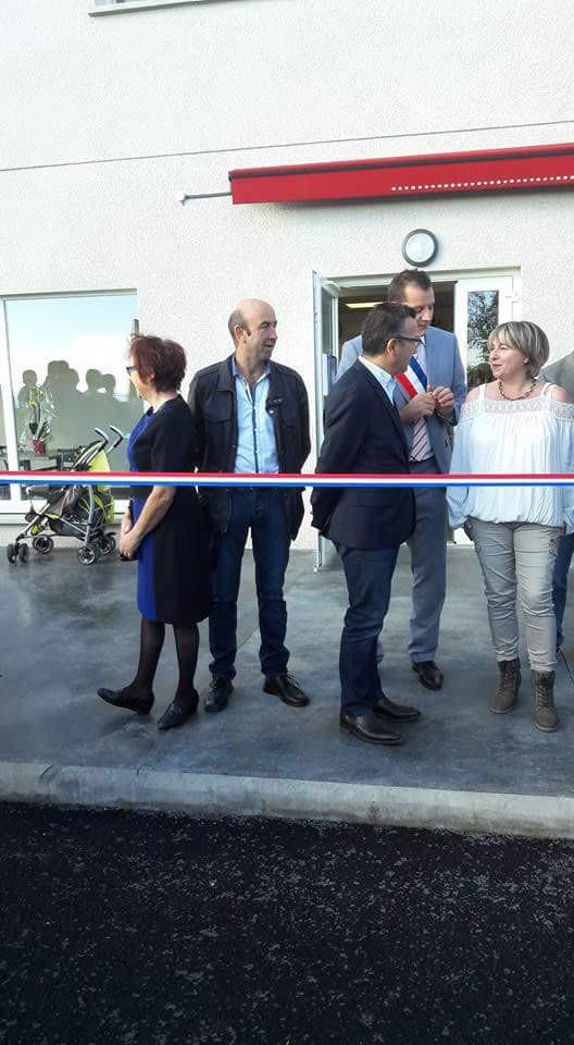 Yves NICOLIN, Sébastien LASSAIGNE, Marie-Laure GAUCHER