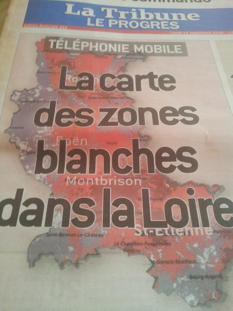Portables : aujourd'hui dans le Progrès Loire