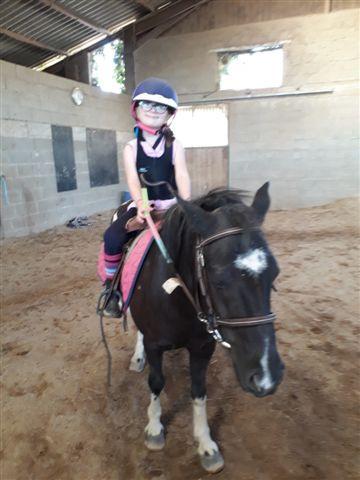 Ambierle : quand « le médiateur cheval » unit les enfants au delà des handicaps de chacun