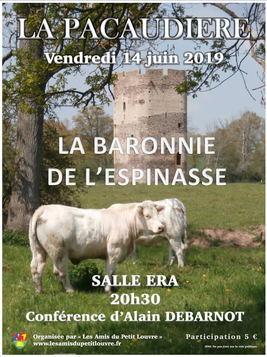 Les Amis du Petit Louvre - Conférence 14 juin 2019