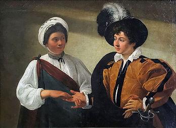 La_Diseuse_de_bonne_aventure,_Caravaggio