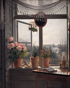 Martinus_Rørbye_-_View_from_the_Artist'