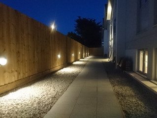 External Lighting to Secure Your Home or Business