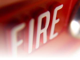 Avoiding electrical fires