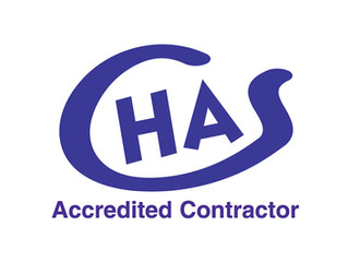 We are now CHAS Approved!