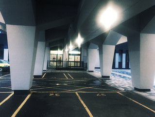 Car Park and Feature Lighting - Cardiff