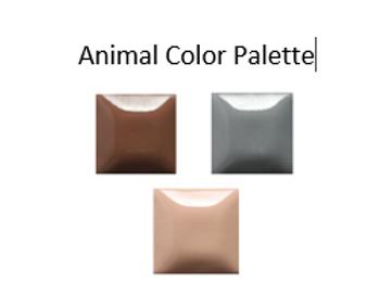 Animal Color Palette