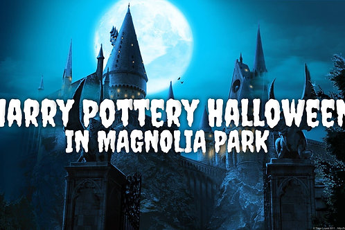 Harry Potter-y in the Park!