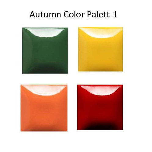 Autumn Color Pallet-1