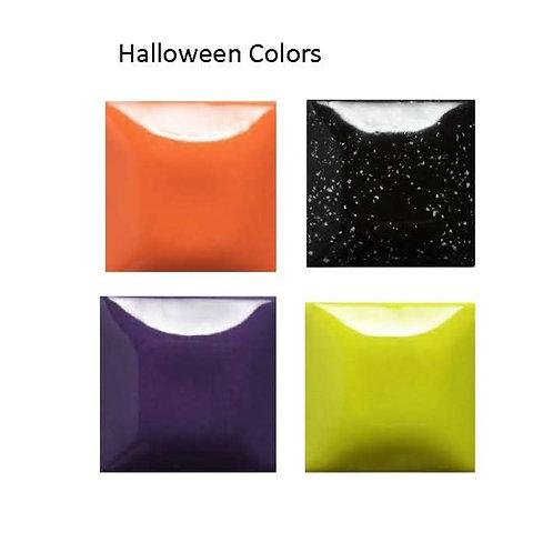 Halloween Color Pallet
