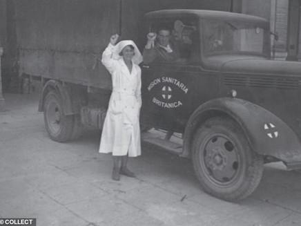 The Nurse who Became a Spy